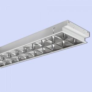 Šviestuvas lium p/t IP20 2x18 EVG SOGAR ORE218P