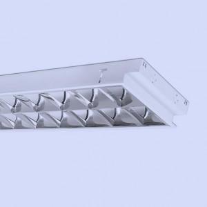 Šviestuvas lium p/t IP20 2x36 KVG SOGAR ORA236P