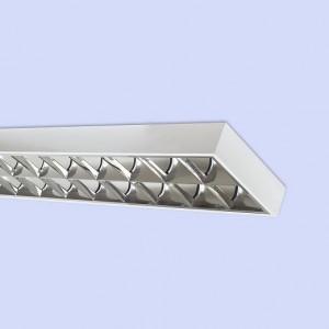 Šviestuvas lium v/t IP20 2x36 KVG SOGAR ORA236N