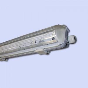 Šviestuvas lium v/t IP65 1x18 EVG OHB118PC