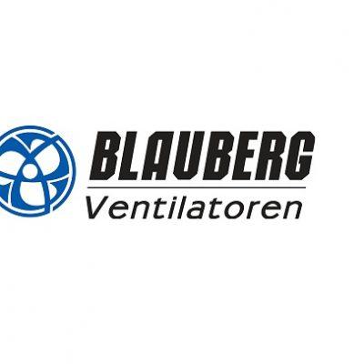 Blauberg elektriniai ventiliatoriai