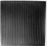 Guminis dielektrinis kilimelis 70x70