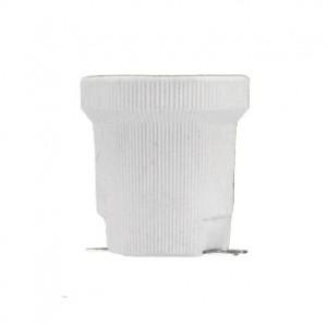 Lempų lizdas E40 keramikinis  (prisukamas) D.3012