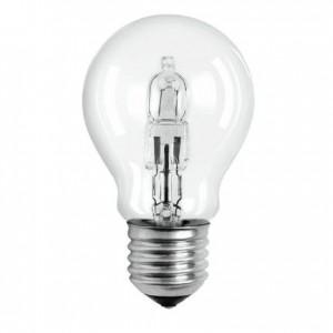 Lempa halogeninė E27 18-42W 230V A55