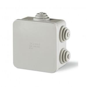 Paskirstymo dėžutė plast. v/t IP44 680.00 (matmenys 80x80x40 mm)