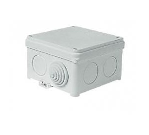Paskirstymo dėžutė plast. v/t N IP55