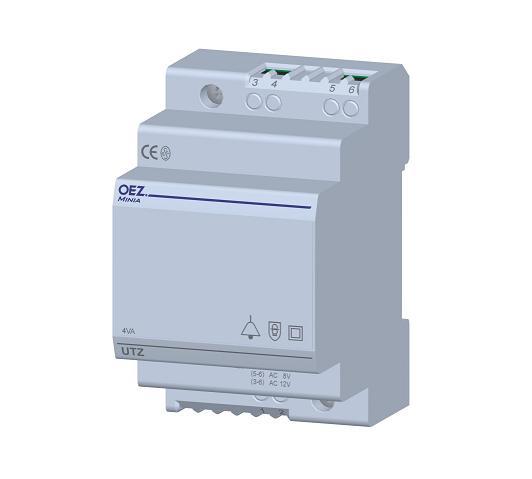 Transformatorius UNZR10T 10VA  230V  24/1