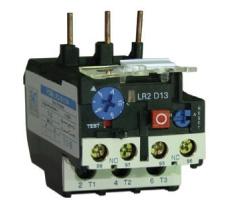 Šiluminės relės serijos LR2 0