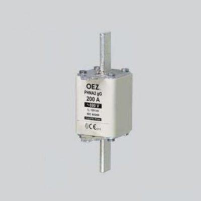 Saugikliai iki 0,4 kV