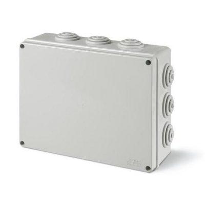 Elektros paskirstymo dėžutės