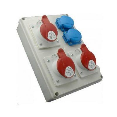 Kompleksinės elektros instaliavimo sistemos