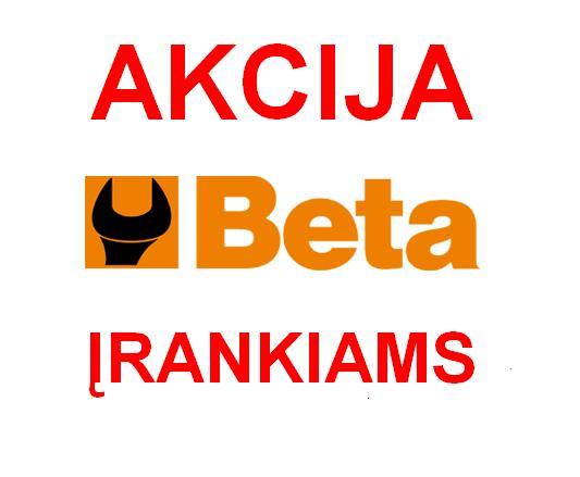 Akcija Beta įrankiams