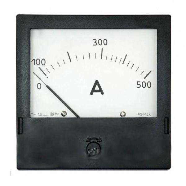 Ampermetras E365 200A