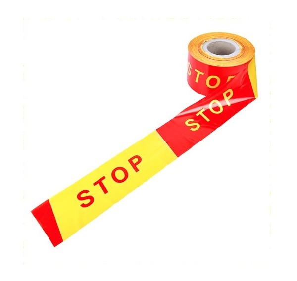 Aptverimo juosta Stop 100x0