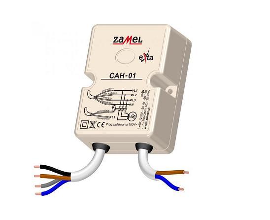 Fazių kontrolės relė CAH-01