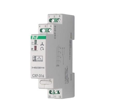 Fazių kontrolės relė CKF316