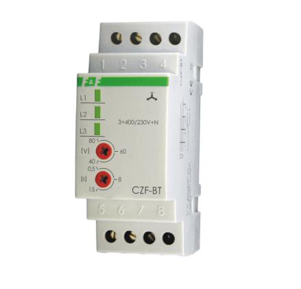 Fazių kontrolės relė CZF-BT