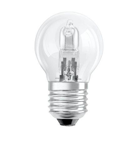 Lempa halogeninė E27 18-42W 230V P45