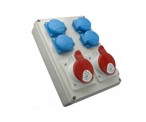Pajungimo dėžutės ROS1604; ROS1605