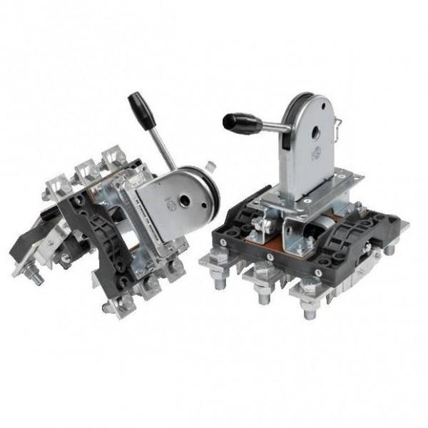 Perjungikliai serijos PZK  400A; 630A; 1250A; 1600A