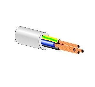 Variniai daugiagysliai kabeliai H03VV-F (PVS)